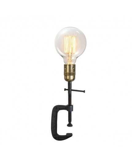 antic line cr ations objets deco lampe serre joint. Black Bedroom Furniture Sets. Home Design Ideas